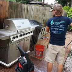 We are a BBQ Grill Repair, BBQ Grill Cleaning & Propane Tank Exchange company serving all of Palm Beach County and Broward.