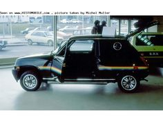 Heuliez Renault 5 Le Car Van  (1979-1983)