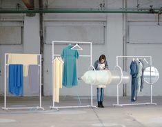 Inner Fashion Retail's Garment Racks https://www.sishop.com.au/garment-racks-accessories-c-79/garment-racks-c-79_169  #design #inspiration #store