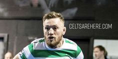 Conor McGregor Wearing the Hoops – UFC Star Trains in Celtic Jersey