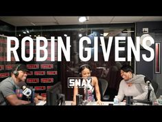 Robin Givens Opens Up About Being Single and Her Type of Guy on Sway in ...