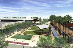 Elk Grove Promenade   欢乐海岸设计师_LLA-Architecture • Planning • Urban Design