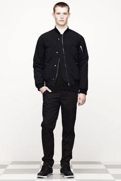 Alexander Wang | Spring 2012 Menswear Collection | Style.com