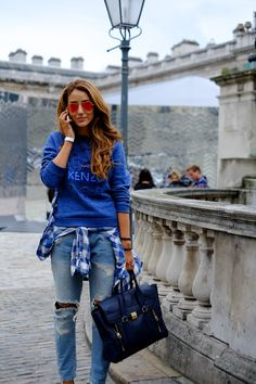Find images and videos about fashion, street style and cloth on We Heart It - the app to get lost in what you love. Fashion Mode, Love Fashion, Fashion Trends, Net Fashion, Street Fashion, Fall Winter Outfits, Autumn Winter Fashion, Fall Fashion, Amo Jeans