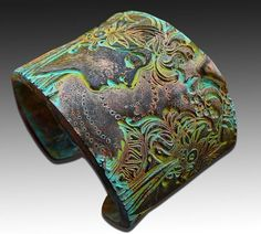 Adriana Allen original polymer clay jewelry designs