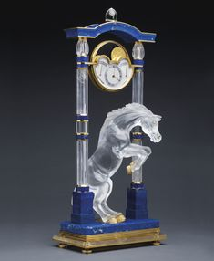 "Daniel Roth ""Mystery Clock - No. 1""   lot   Sotheby's"