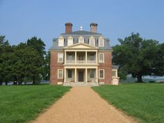 Shirley Plantation, 1723.