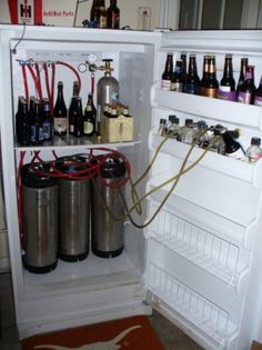 upright keezer conversion - Google Search