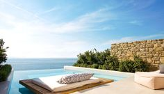 Cavo Tagoo - Mykonos, Greece Owned and designed... | Luxury Accommodations