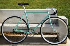 bikeshowcase:  Bianchi Pista