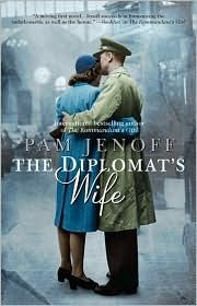 The Diplomat's Wife by Pam Jenoff is the continuing story of the Kommandant's Girl. This time it's Marta's story and her journey from being left for dead to surviving World War II, falling in love, suffering devastating loss and then takes readers on a journey through the twists and turns of espionage.