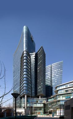 North Star Mixed-use Development | Aedas | Architecture | Mixed-use | Beijing, PRC