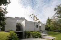 Villa in Mexiko von SPRB / Tonnengewölbte Wohnhalle - Architektur und Architekten - News / Meldungen / Nachrichten - BauNetz.de