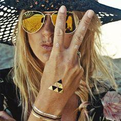 Dakota Jewellery Inspired Temporary Tattoos