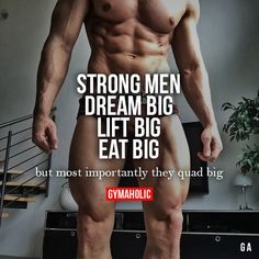 3 Day Muscle Building Workout Program – 5 Min To Health Body Motivation, Fitness Motivation Quotes, Fitness Goals, Fitness Tips, Bodybuilding Workouts, Bodybuilding Motivation, Gym Quote, Gym Memes, Workout Pictures