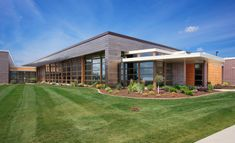Kirkwood Horticulture Building / OPN Architects | ArchDaily