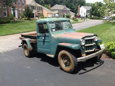 1953 Willys Truck - Photo submitted by Jay Cooper.