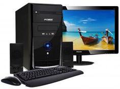 Oferta! Apresentação do produto: Esta CPU PC MIX possui processador Core i3 de 3ª geração, 3.20 GHz, sistema operacional Linux, memória de 4GB, HD de 1 TB e gravador e leitor de CD/DVD. Mais praticidade no seu dia a dia!