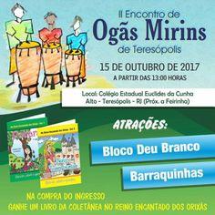 Festival de Ogãs Mirins promove a participação de jovens de até 18 anos que podem demonstrar suas habilidades, em Teresópolis, no RJ. Veja mais!