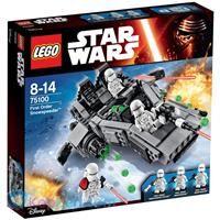 First Order Snowspeeder Lego (75100) -  Koppen.com