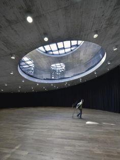 Cultural Center of EU Space Technologies / Dekleva Gregoric Arhitekti + SADAR + VUGA + OFIS architects + Bevk Perovic Arhitekti