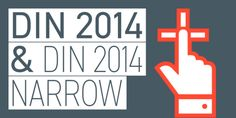 Font dňa – DIN 2014   https://detepe.sk/font-dna-din-2014?utm_content=buffer8e89f&utm_medium=social&utm_source=pinterest.com&utm_campaign=buffer
