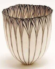 Petal Sequence Vessel, Cheryl Malone, 2009.                                                                                                                                                      More