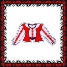 Martisor Brosa Poarta-ma Mandruta Lululemon Logo, Traditional, Logos, Design, Logo