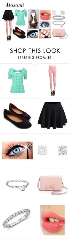 """""""Durarara (Oc)"""" by ironically-a-strider21 ❤ liked on Polyvore featuring Louche, Ollio, Blue Nile, Ted Baker and Charlotte Tilbury"""