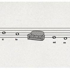 Musical joke that I CAN UNDERSTAND!!