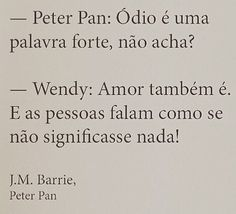 Petar Pan Quotes