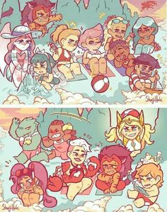 She-Ra and the Princesses of Power is an American animated web television series developed by Noelle Stevenson and produced by DreamWorks. Dreamworks, Netflix, She Ra Princess Of Power, Fanart, Cartoon Shows, Owl House, Magical Girl, Chibi, Geek Stuff