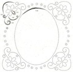 Embroidery On Paper Patrons broderies Hobby - Nerina De - Picasa Albums Web - Embroidery Cards, Hand Embroidery Patterns, Embroidery Stitches, Card Patterns, Stitch Patterns, String Art Diy, Stitching On Paper, Sewing Cards, Thread Art
