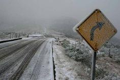 Por Dentro : Neve cobre Santiago do Chile – e deve chegar ao Br...