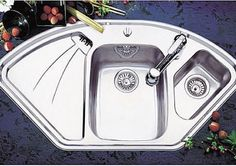 Corner Kitchen Sink, Seemed Good to Beautify the Kitchen « Kitchen Sink « NIKI KITCHEN DESIGN