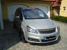 Opel Zafira 2007 Beige Van 1.9 Automatik - Meqam