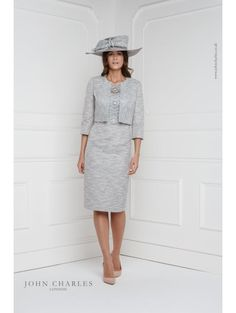 John Charles is a luxury design house, world renowned for mother of the bride outfits that push the boundaries of modern occasion-wear. Designed exclusively in London for over 50 years, the collections are available from The Cotswold Frock Shop.