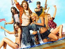 Joe Dirt - coming back, same as ever! Can't wait! IT PUTS THE LOTION ON ITS SKIN!