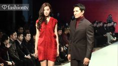 Couples' Looks on the Runway: Seven Spring/Summer 2012 Fashion Show in C...