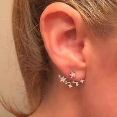 Loving these Constellation Earrings from Jewel Candy