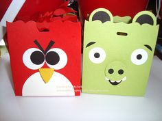 My Simple Crafts: Angry Birds Favors