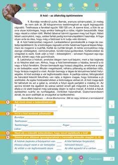 Szövegértést fejlesztő gyakorlatok 3.o. Printables, School Stuff, Education, Dyslexia, Languages, School Supplies, Print Templates, Learning, Printable Templates