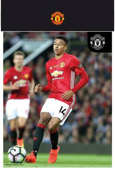 #Manchester United Lingard 16/17 Bagged #Manchester United Lingard 16/17 Bagged Photographic Print (Barcode EAN=5028486363070)