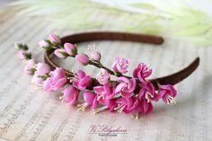 Cold porcelain flowers accessories Холодный фарфор цветы аксессуары украшения Porcelana fria