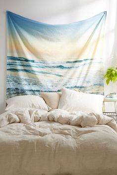Guido Montanes Beach Tapestry - Urban Outfitters