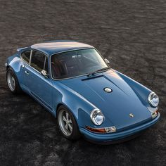 Say hello to the Topanga car #singervehicledesign #porsche #porsche911 #thetopangacar #handcrafted #everythingisimportant