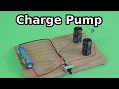 Voltage Doubler Principle of Operation - Charge Pump - YouTube