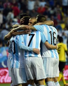 Argentina - Jamaica 20/06/15