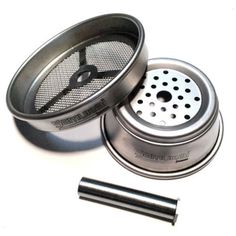 Hot Hookah Bowl Stainles Steell System Charcoal Holder Portable Head Burner 5pcs #YerliYerinde