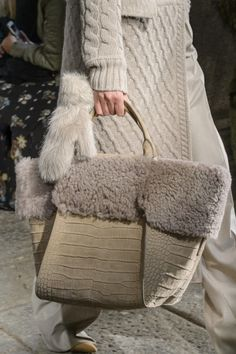 Max Mara детали | Коллекции осень-зима 2017/2018 | Милан | VOGUE